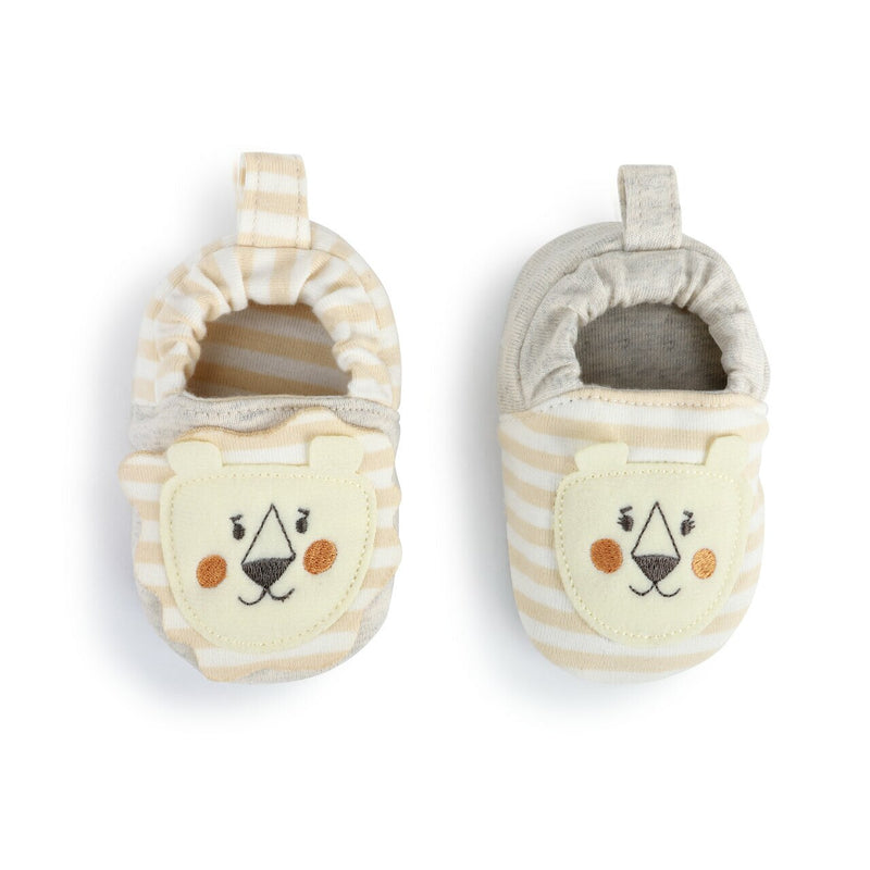 Baby Booties - Six Animal Designs