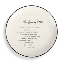 The Giving Plate - 10