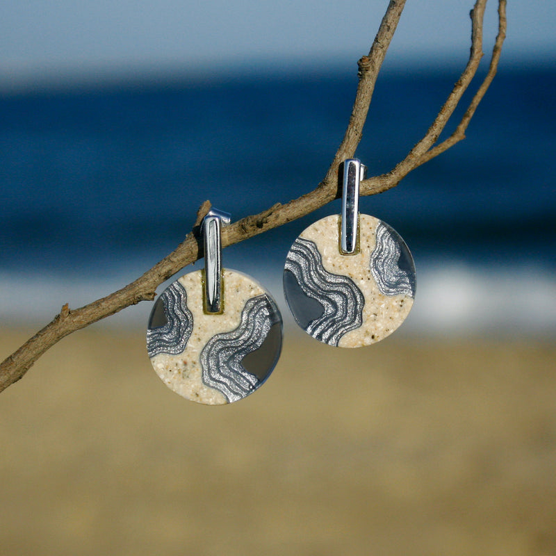 Isthmus Statement Earrings