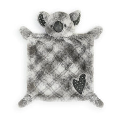 Koala Kisses Rattle Blankie