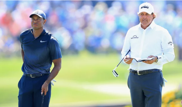 Prop Bets Released For The Highly Anticipated Tiger Vs. Phil MegaMatch
