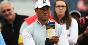 One Of Tiger Woods' Biggest Critics Just Picked Him To Win The Open Championship