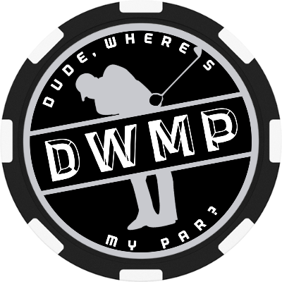 New DWMP Clay 2-sided ball marker