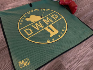 DWMP- Masters Inspired Tour Towel