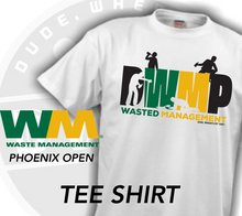 DWMP Wasted Management Open Tee Shirt