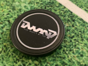 DWMP Throwback Logo Ball Marker