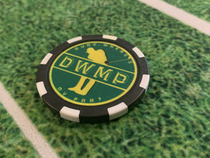 DWMP Masters Inspired Ball Marker