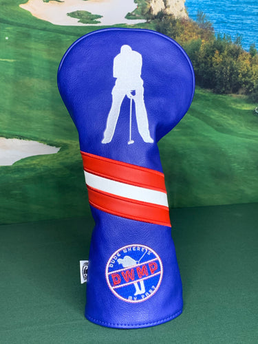DWMP - Red, White and Blue Headcover