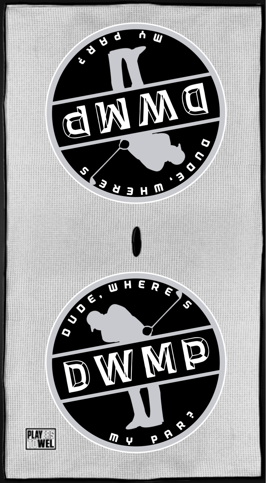 DWMP - Large Logo Towel