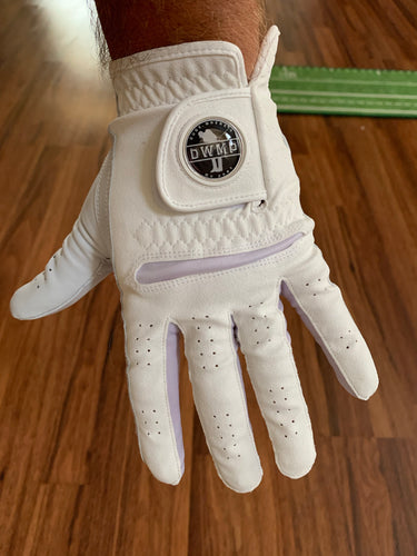 DWMP - Glove with Ball Marker (White)