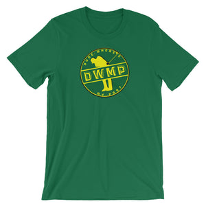 DWMP Masters Themed Logo Tee Shirt