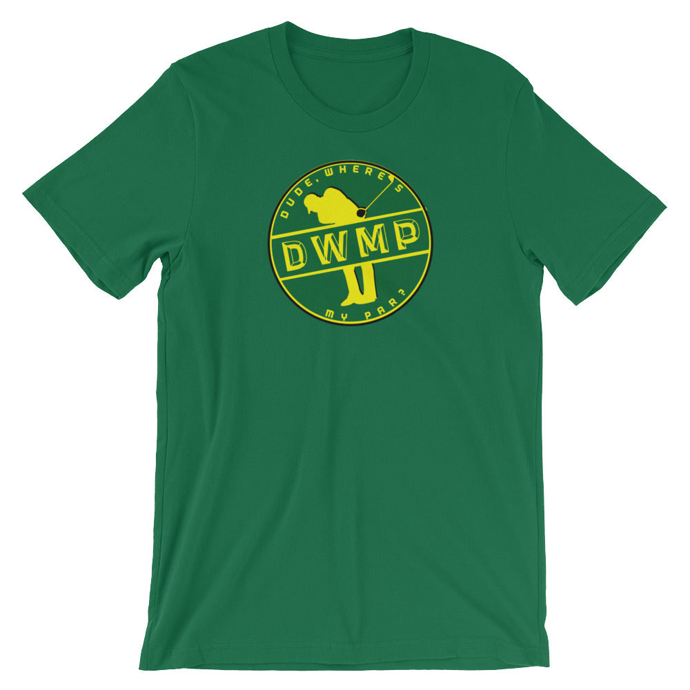 DWMP April Themed Logo Tee Shirt