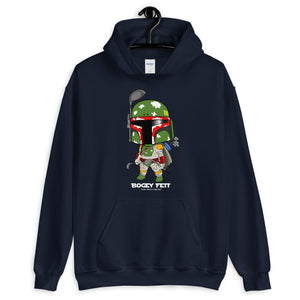 Bogey Fett Hooded Sweatshirt w/ Pocket