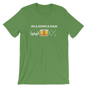 Simple Man Tee Shirt