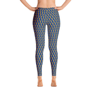 Ladies DWMP Players Leggings