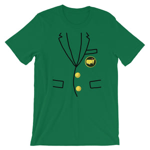 Green Jacket T-Shirt