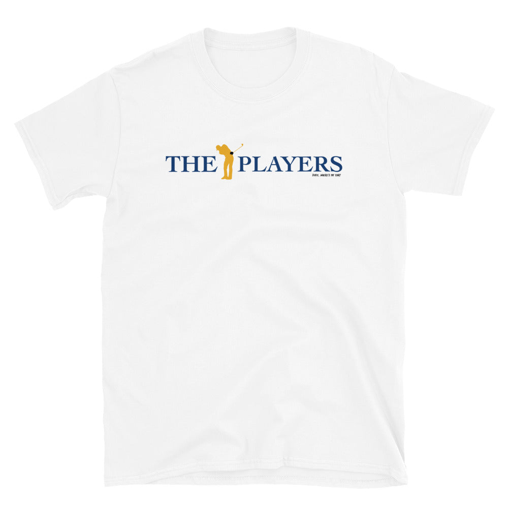 DWMP Players Champ Tee Shirt