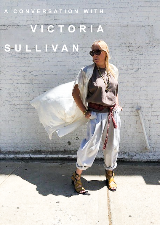 A Conversation with Victoria Sullivan