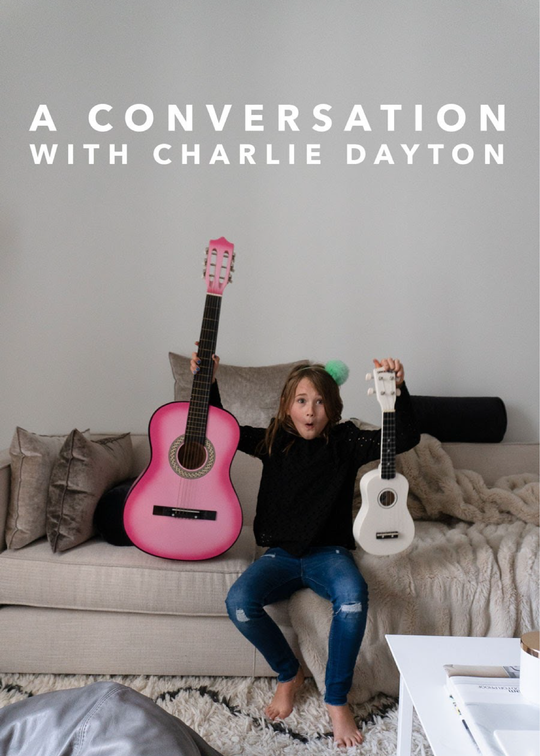 A Conversation with Charlie Dayton