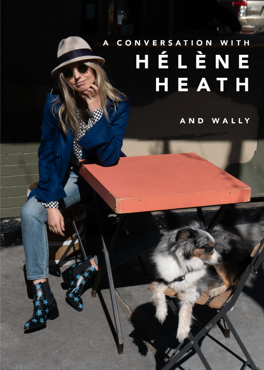 A Conversation with Helene Heath