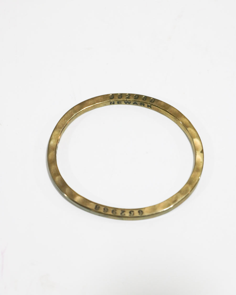 The Caliber Collection Brass Bangle