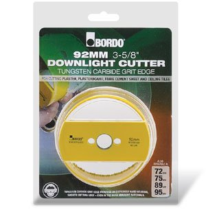GritEdge Downlight Cutter | Bordo