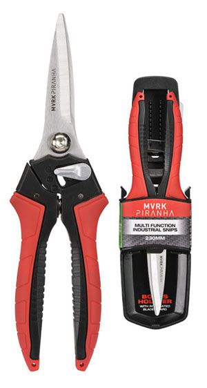 MVRK Piranha 230mm Multi Function Industrial Snips