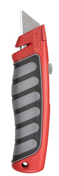 MVRK Comfort Grip Utility Knife - Red