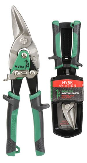 MVRK Right Cutting Aviation Snip with Holster