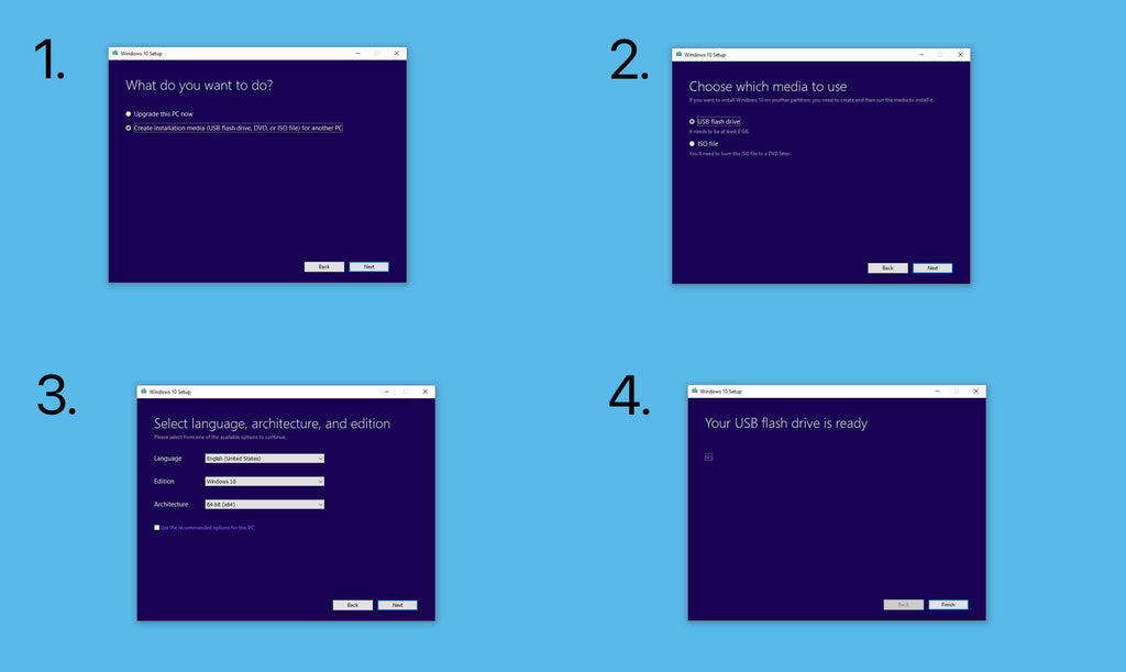 How to Install Windows 10 in 5 Simple Steps – Three Official