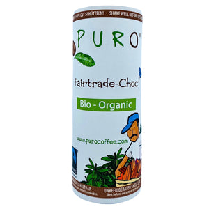 Puro Bio-Organic Fairtrade Belgian Chocolate Drink 230ml