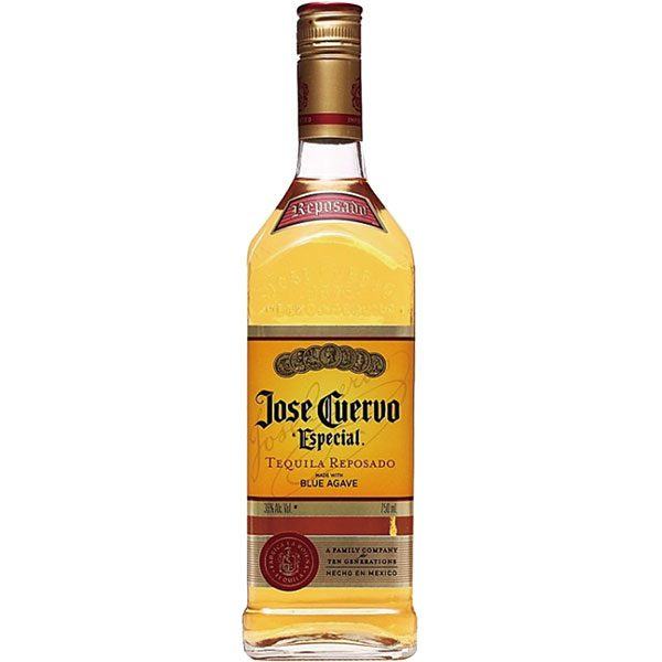 Load image into Gallery viewer, Jose Cuervo Tequila Especial Gold