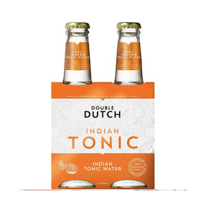 Double Dutch Indian Tonic Water Mixer