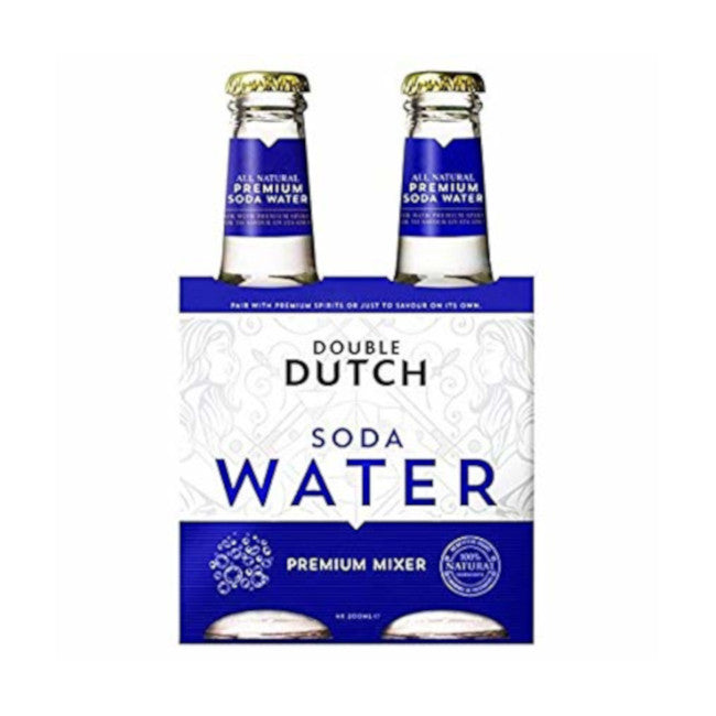 Load image into Gallery viewer, Double Dutch Premium Soda Water