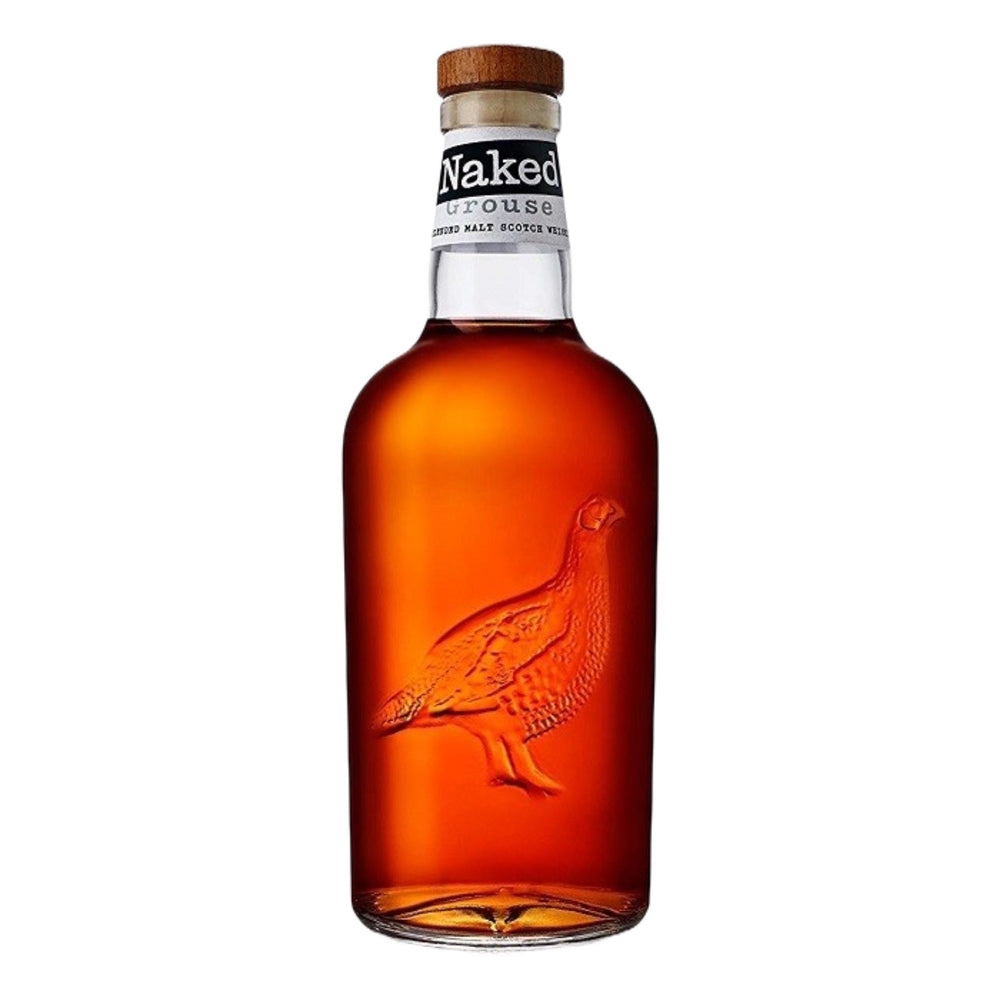 The Naked Grouse - Blended Scotch Whiskey