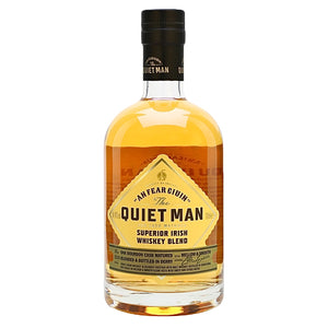 Load image into Gallery viewer, The Quiet Man Superior Irish Whiskey Blend 700ml