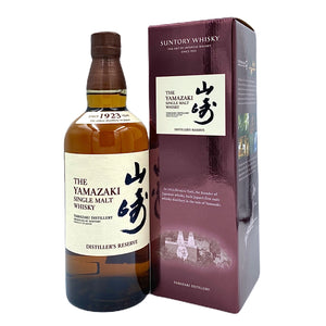 Load image into Gallery viewer, The Yamazaki Single Malt Whisky - Distiller's Reserve