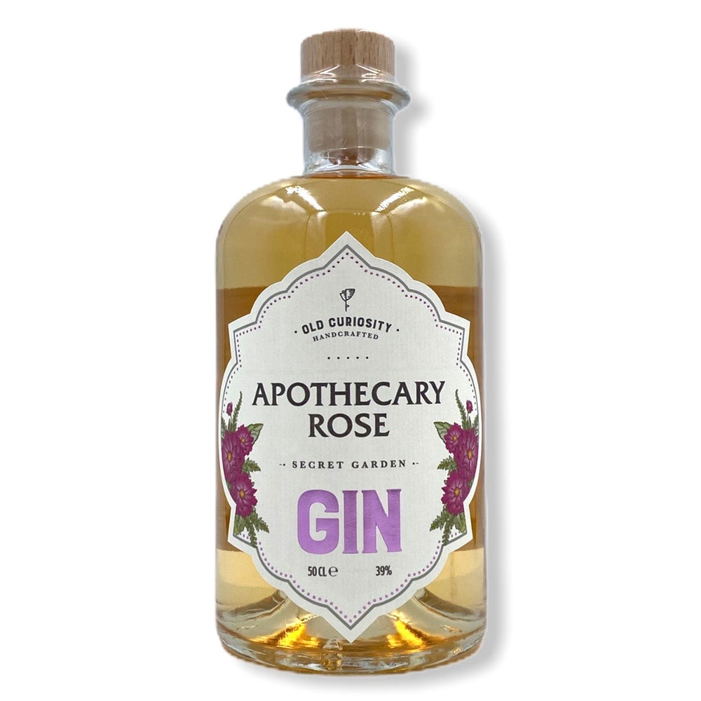 Old Curiosity Apothecary Rose Gin - 500ml