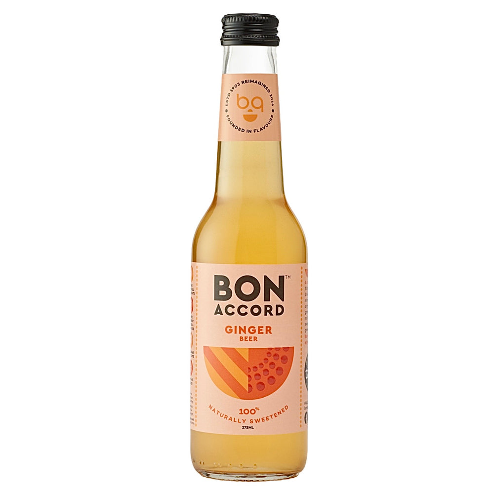 Bon Accord Ginger Beer 275ml