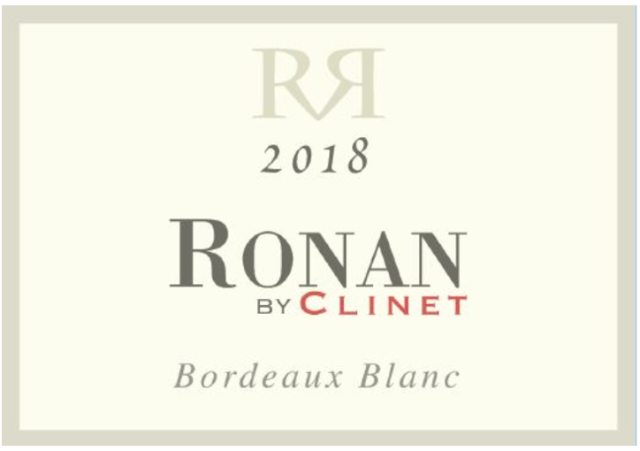Load image into Gallery viewer, Ronan By Clinet Bordeaux Blanc 2018
