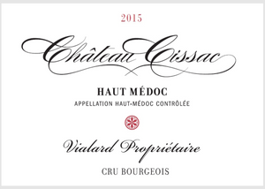 Load image into Gallery viewer, Château Cissac Haut Medoc 2015