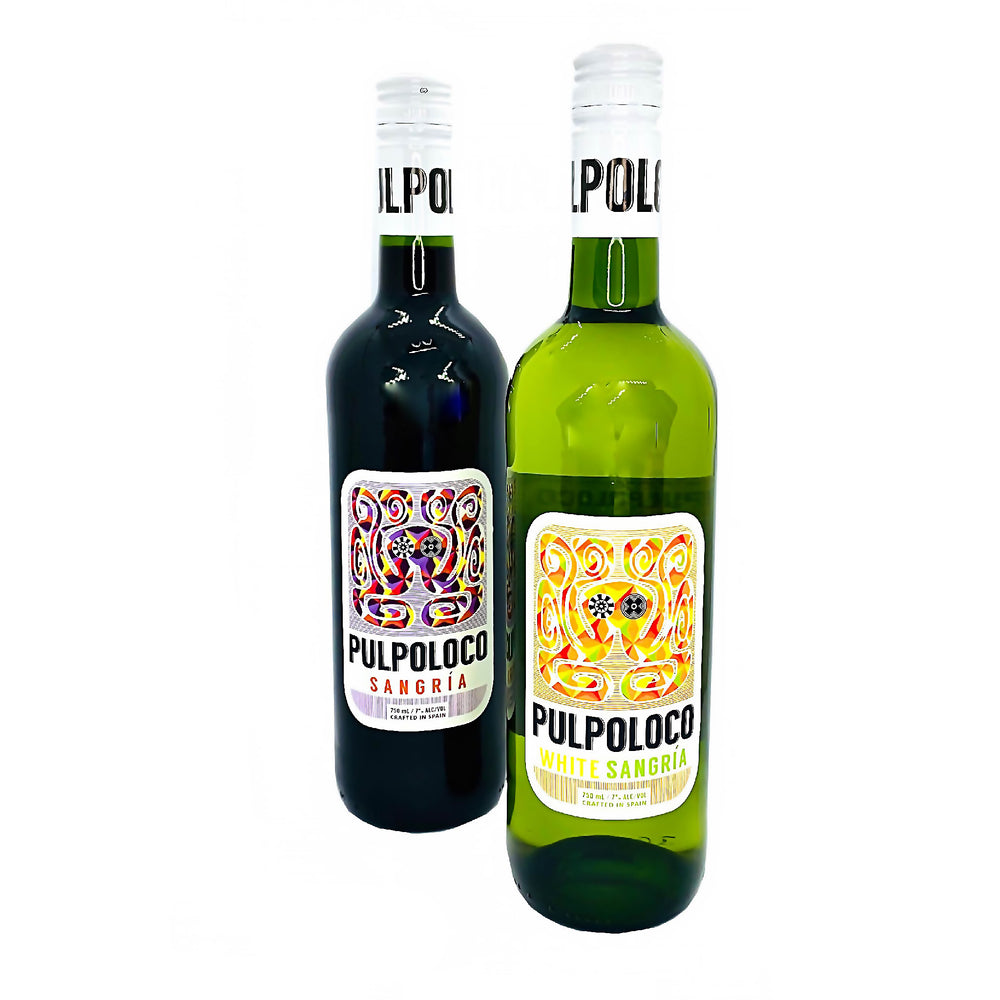 Load image into Gallery viewer, Pulpoloco White Sangria - Bottle 750ml