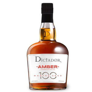 Load image into Gallery viewer, Dictador Amber 100 Months Aged Rum