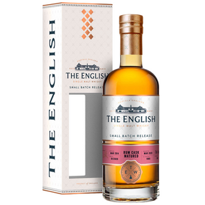 The English Whisky - Single Malt Rum Cask Matured (Limited)