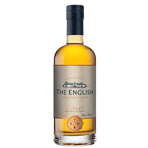 The English Whisky - Single Malt Smokey