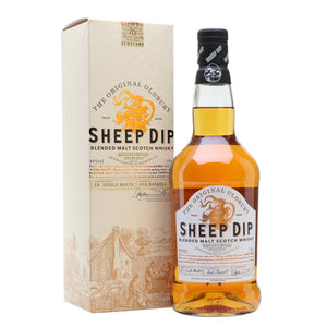 Sheep Dip Blended Malt Scotch Whisky