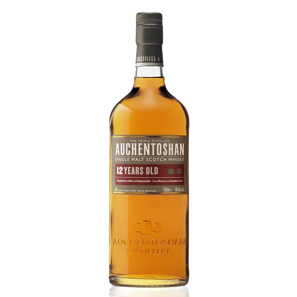 Auchentoshan 12 years old Single Malt Whisky