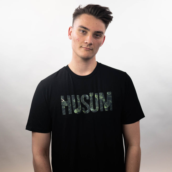 HUSUM-Jungle Effect T-Shirt