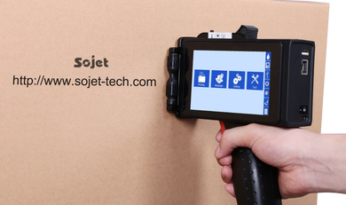 Sojet Handheld Inkjet Printer Dragon D1