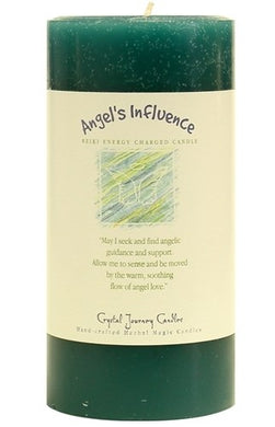 Angel's Influence Herbal Magic 3x6 Pillar
